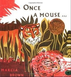 Once a Mouse... book