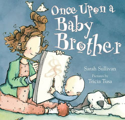 Once Upon a Baby Brother book