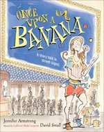 Once Upon a Banana book
