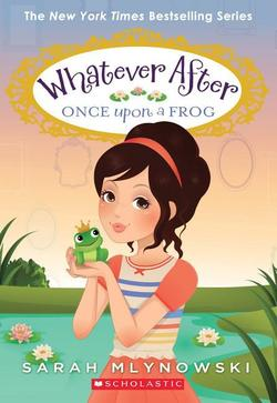 Once Upon a Frog book