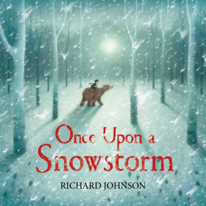 Once Upon a Snowstorm book
