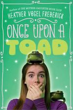 Once Upon a Toad book