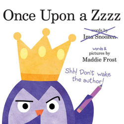 Once Upon a Zzzz book