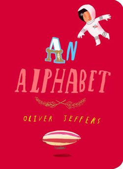 Once Upon an Alphabet book