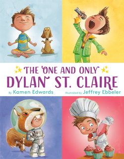One and Only Dylan St. Claire book