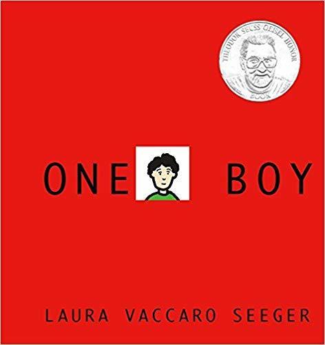 One Boy book