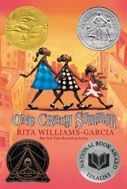 One Crazy Summer book