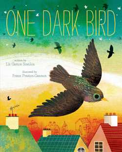 One Dark Bird book