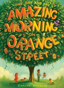 One Day and One Amazing Morning on Orange Street book