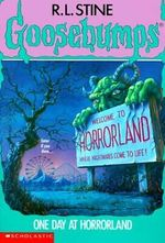 One Day at Horrorland book