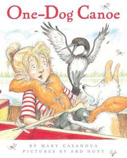 One-Dog Canoe book
