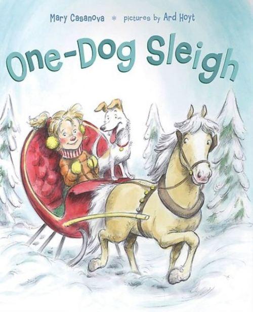 One-Dog Sleigh book