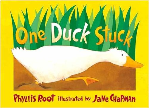 One Duck Stuck book