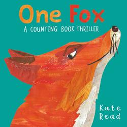 One Fox: A Counting Book Thriller book