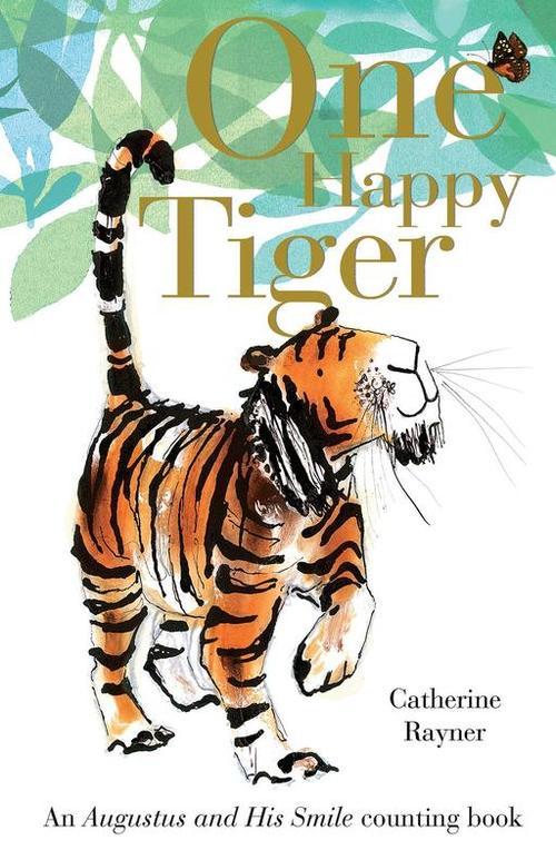One Happy Tiger book