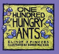 One Hundred Hungry Ants book
