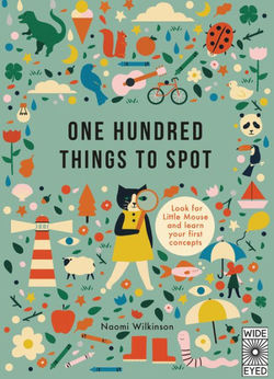 One Hundred Things to Spot book