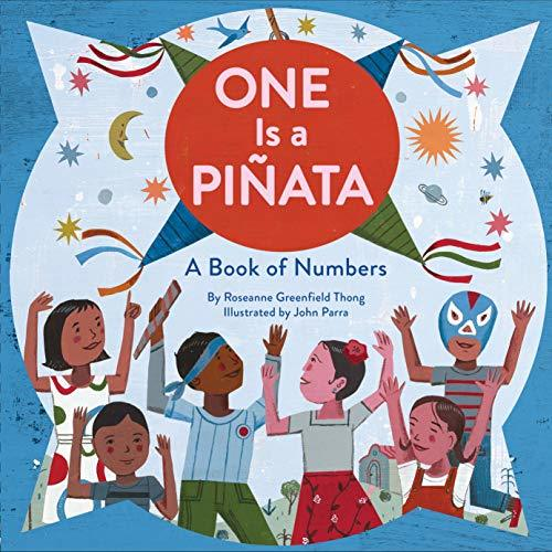 One Is a Piñata book
