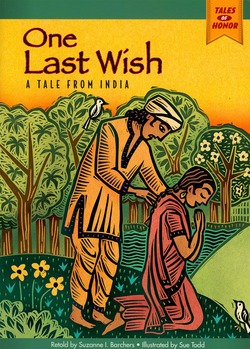 One Last Wish book