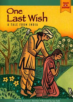 One Last Wish book