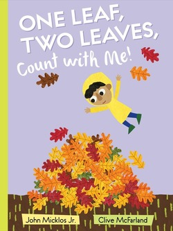 One Leaf, Two Leaves, Count with Me! book