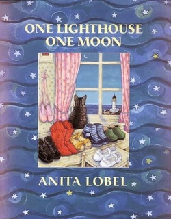 One Lighthouse, One Moon book