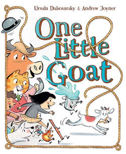 One Little Goat book