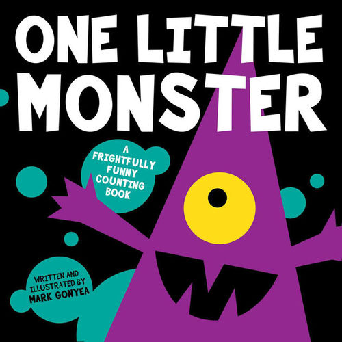 One Little Monster book