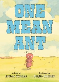 One Mean Ant book