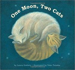 One Moon, Two Cats book