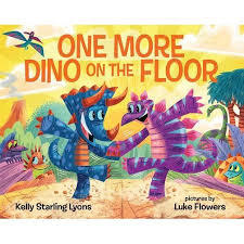 One More Dino on the Floor book