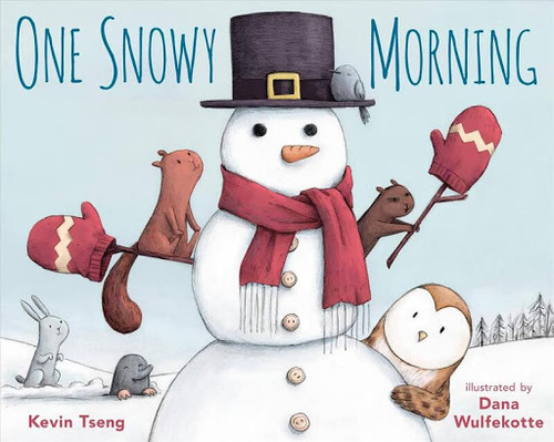 One Snowy Morning book