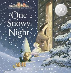 One Snowy Night book