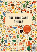 One Thousand Things book