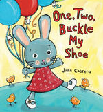 One, Two, Buckle My Shoe book