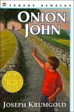 Onion John book