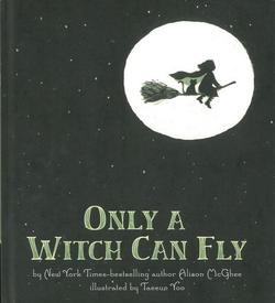 Only a Witch Can Fly book