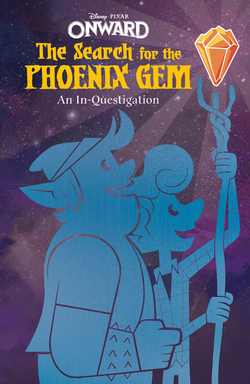 Onward: The Search for the Phoenix Gem: An In-Questigation book