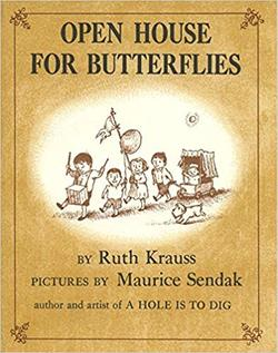 Open House for Butterflies book
