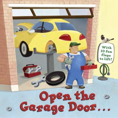 Open the Garage Door book