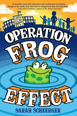 Operation Frog Effect book