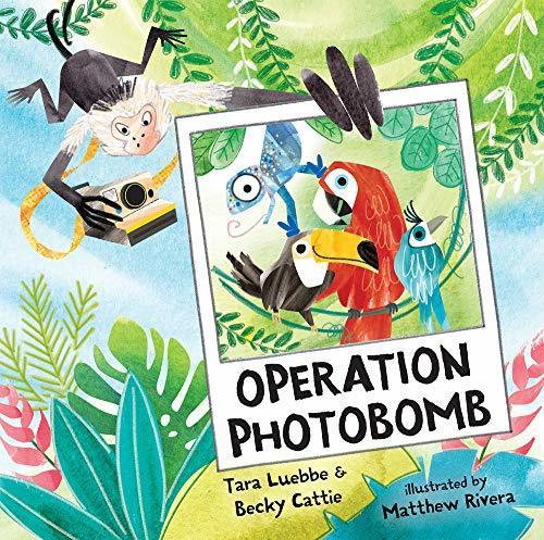 Operation Photobomb book