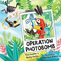 Operation Photobomb book