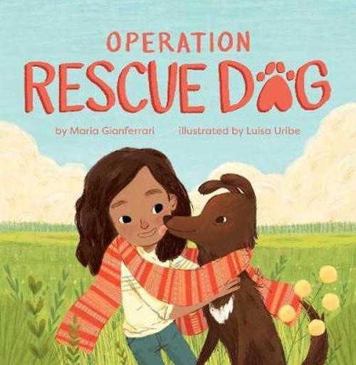 Operation Rescue Dog book