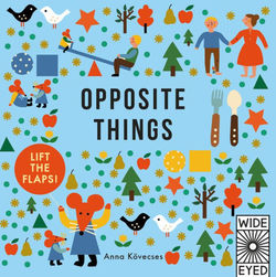 Opposite Things book