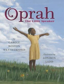 Oprah: The Little Speaker book
