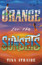 Orange for the Sunsets book