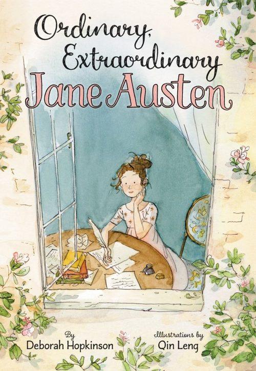 Ordinary, Extraordinary Jane Austen book