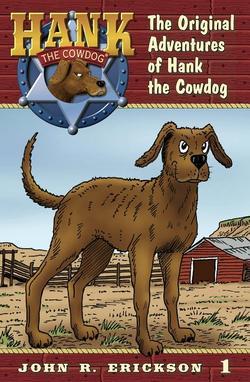 Original Adventures of Hank the Cowdog book