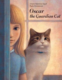 Oscar the Guardian Cat book